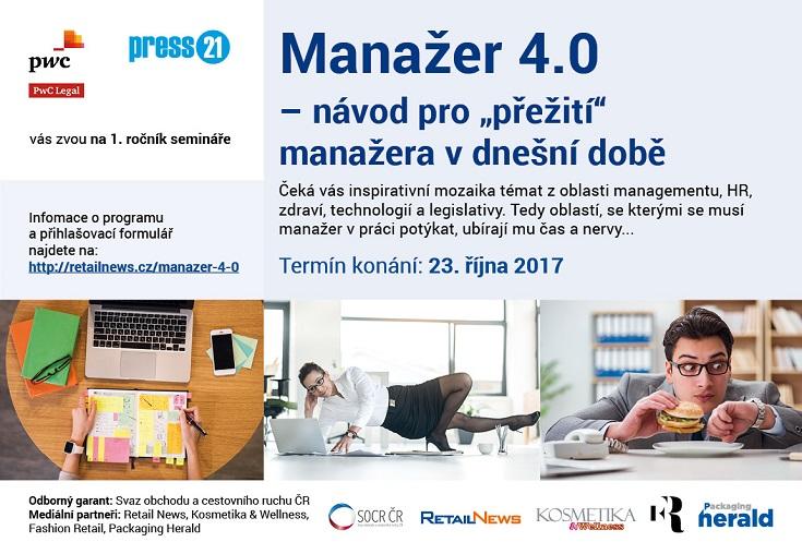 Manazer 4.0 titulka