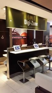 digitální zóna