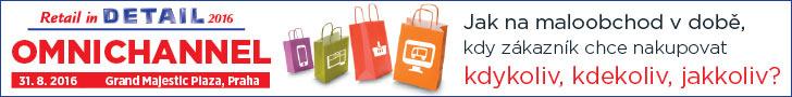 Omnichannel: Nové téma rozvoje retailu!