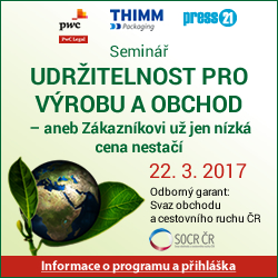 Udržitelnost pro výrobu a obchod